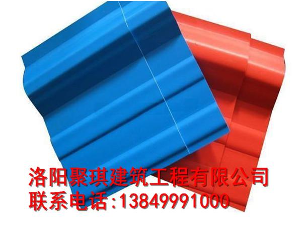 河南合成树脂瓦知名厂商|开封apcv塑钢瓦