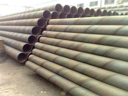 新式的螺旋钢管供应-开封螺旋管价格