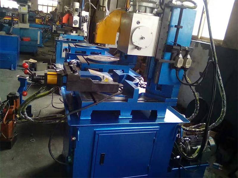 液压半自动切管机供销-苏州价格合理的液压半自动切管机批售