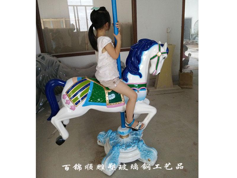 旋转木马雕塑玻璃钢哪家的比较好_超值的旋转木马雕塑