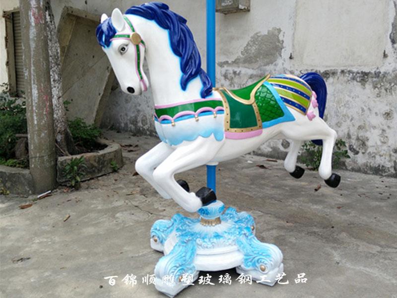 选购旋转木马雕塑-百锦顺雕塑_专业旋转木马雕塑玻璃钢供应商