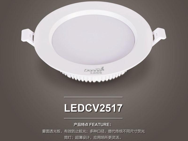 筒灯厂-东南照明价位合理的LED筒灯_你的理想选择