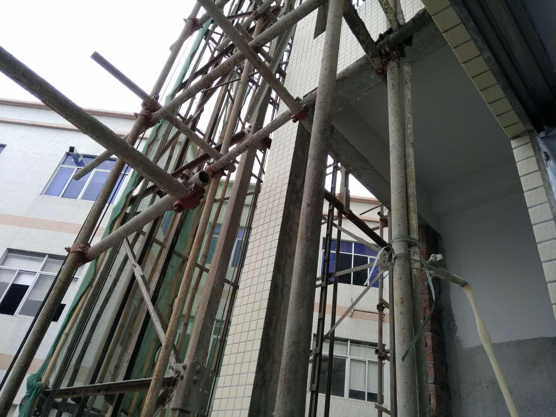 电梯井架工程