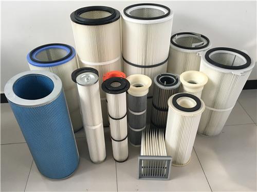 除尘过滤器滤芯生产|鑫隆过滤专业供应除尘滤筒