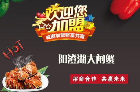 阳澄湖大闸蟹加盟招商代理