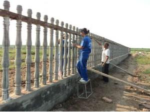 优惠的新疆水泥围栏推荐 克孜勒苏柯尔克孜水泥围栏