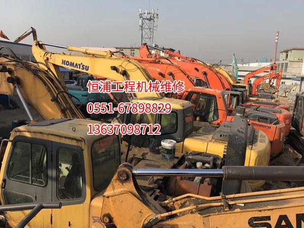 镇江挖掘机维修 性能可靠的挖掘机在哪买
