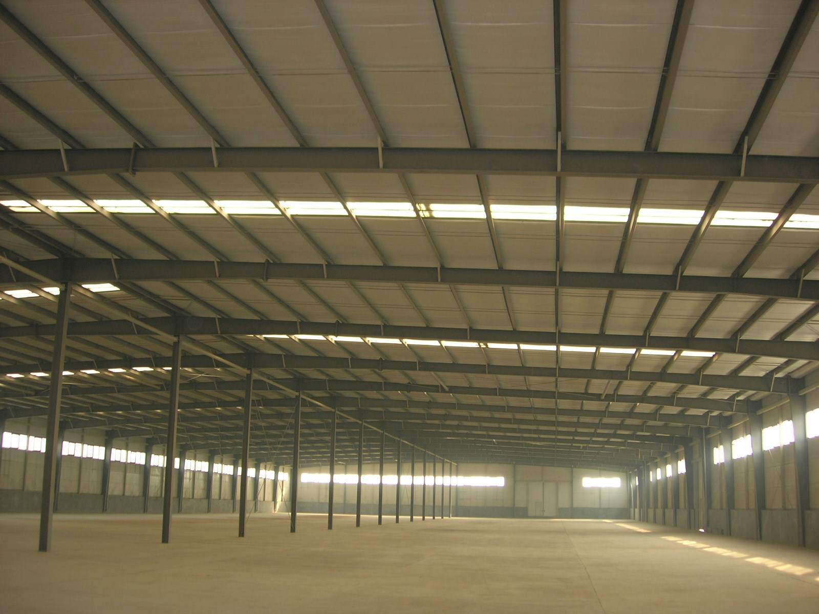 惠州钢结构仓库|惠州钢结构物流仓库