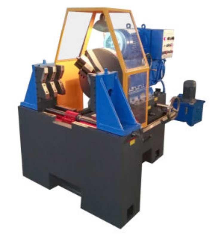 Q1245液压坡口机