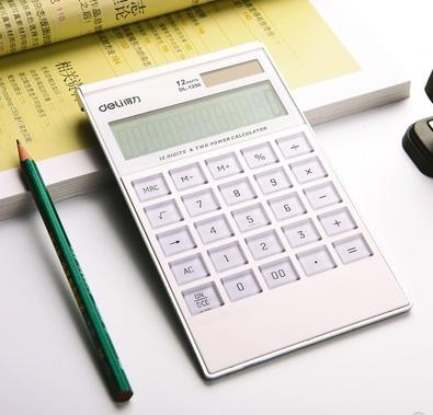 科学计算器普通计算器质量好计算器选大连开发区办公用品