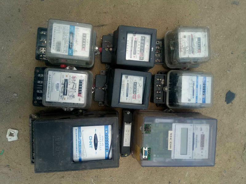 临沂什么地方有提供专业的废旧电表回收 山东电表回收价格