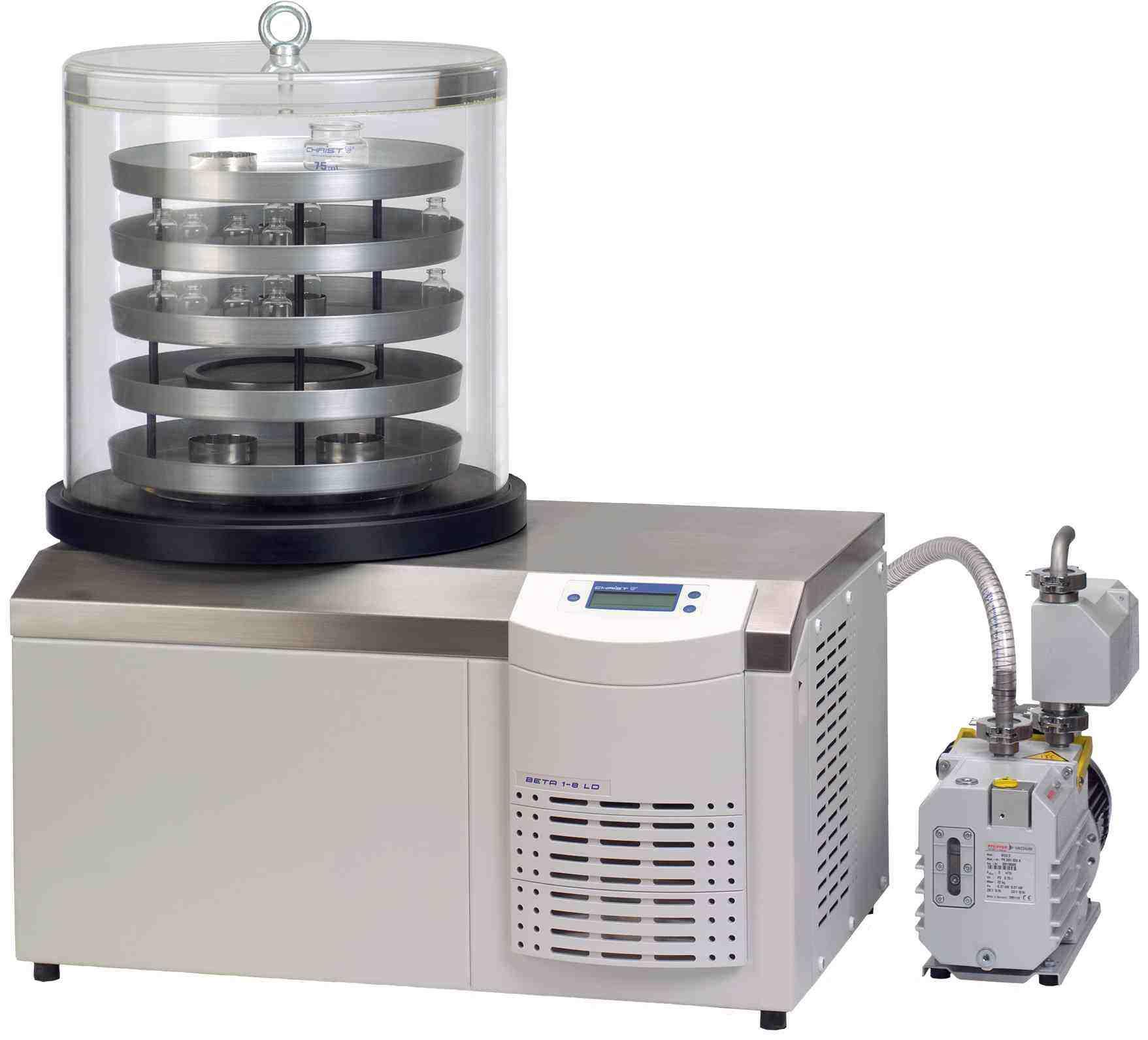 二手冻干机、颗粒机、压片机、捏合机、粉碎机回收