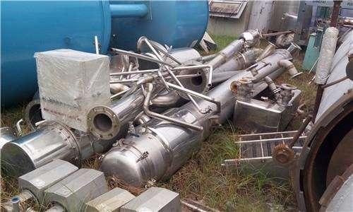 二手雙相鋼材質蒸發器_凱盛二手化工設備供應的二手換熱器品質怎么樣