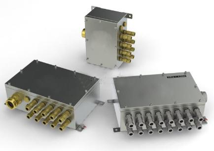 热卖隔爆接线箱,万有电气科技有限公司供应专业的防爆接线箱
