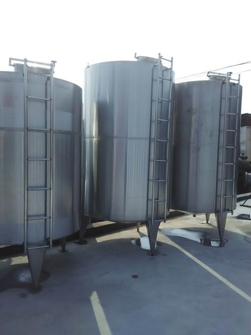 凱盛二手化工設備供應的二手不銹鋼儲罐怎么樣,二手發酵罐規格