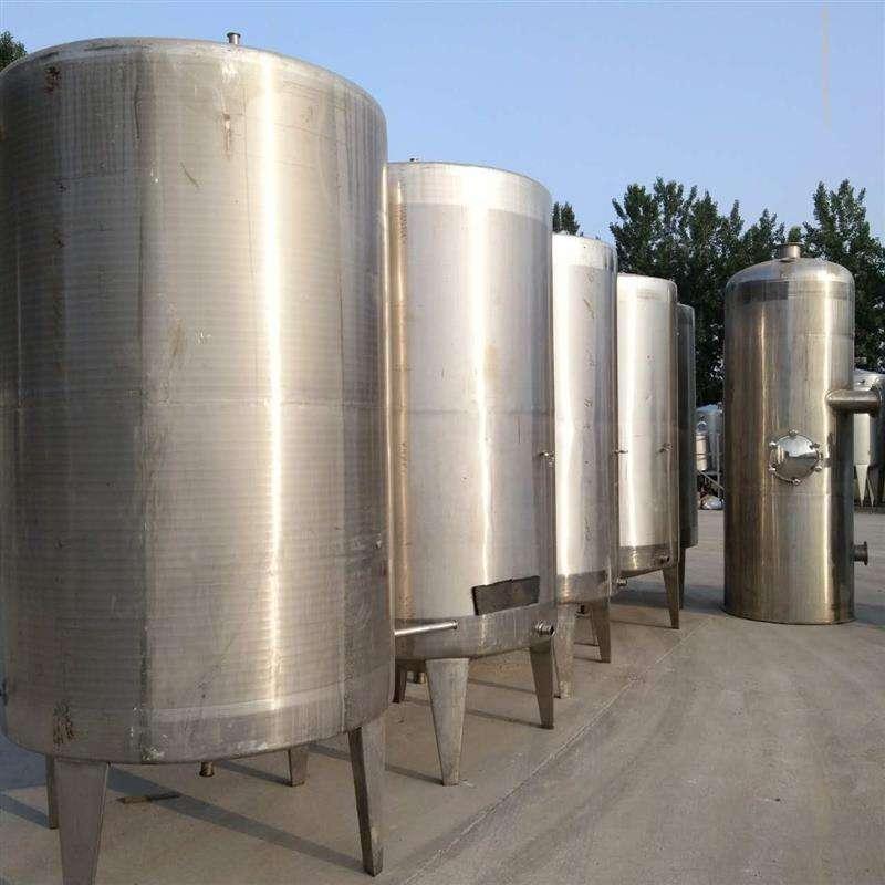 50吨不锈钢储存罐二手价-上哪能买到有品质的二手不锈钢储罐
