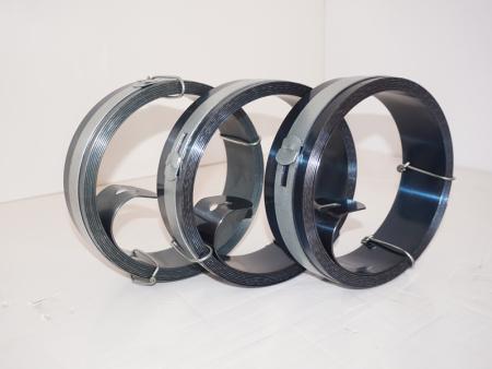 钢带厂家浅聊热镀锌带钢常见问题处理措施