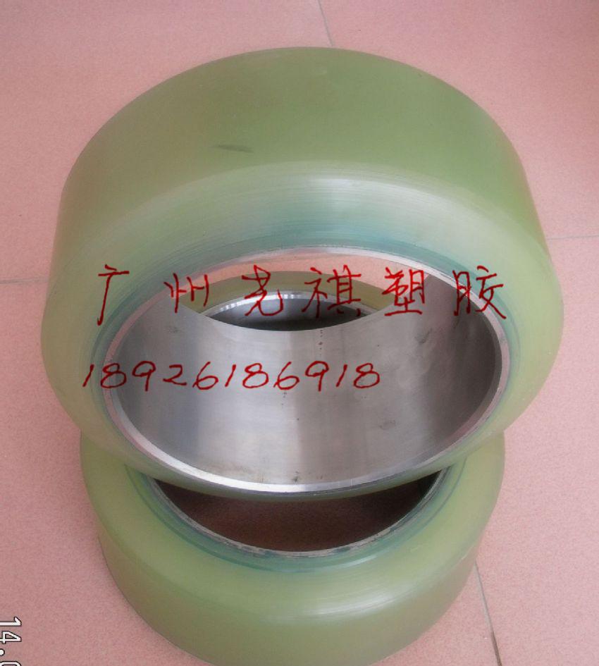 广州液压叉车轮|广州哪里有卖价格适中的聚氨酯耐磨胶轮