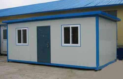优质钢结构车间,复合板房