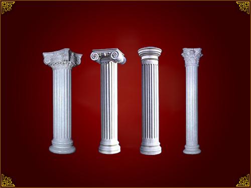 百色GRC罗马柱安装厂家-买优良的桂林罗马柱百色宏亚装饰公司
