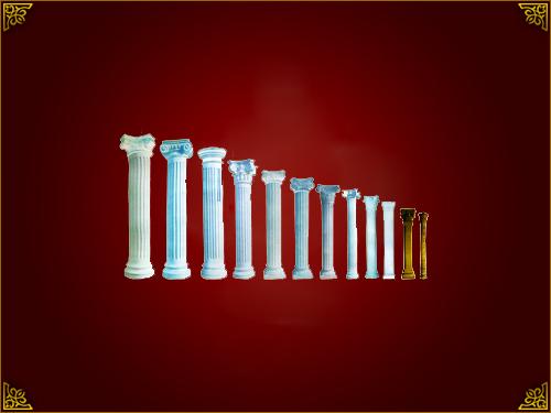 百色外墙装饰构件批发|哪里可以买到新品桂林罗马柱