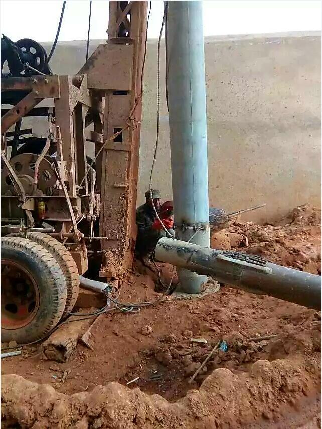 兰州供水井施工队-上哪找可靠的兰州找水打井