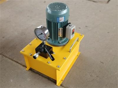 小型电动泵价格 山东电动油泵专业供应