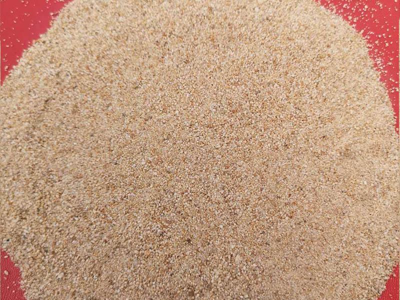 想买质量良好的铸造石英砂,就来沂南运隆硅砂——西安石英砂报价