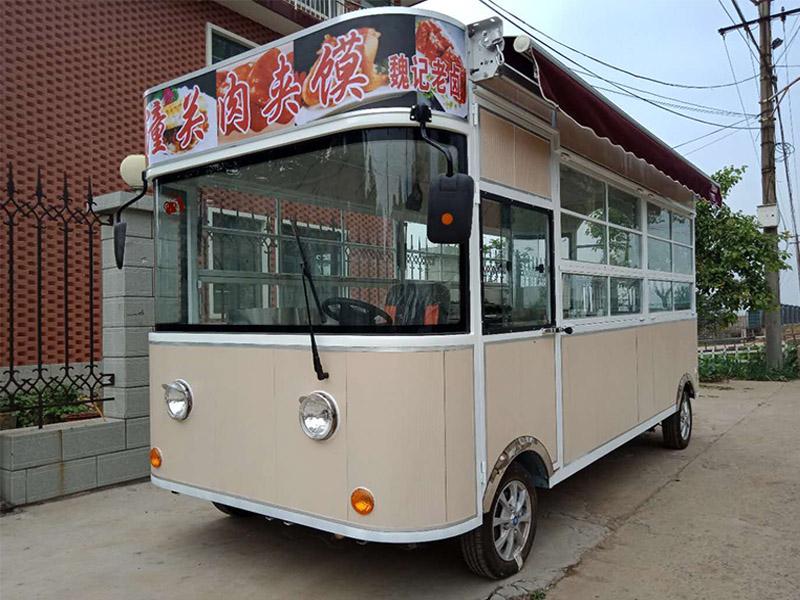 街景款多功能餐车