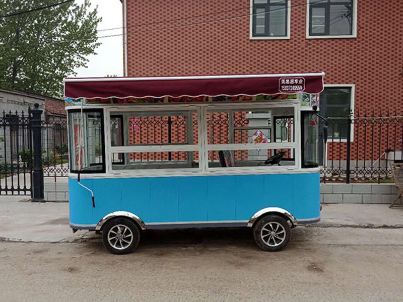 街景款海鲜烧烤车低价批发 好的街景款海鲜烧烤车在哪买