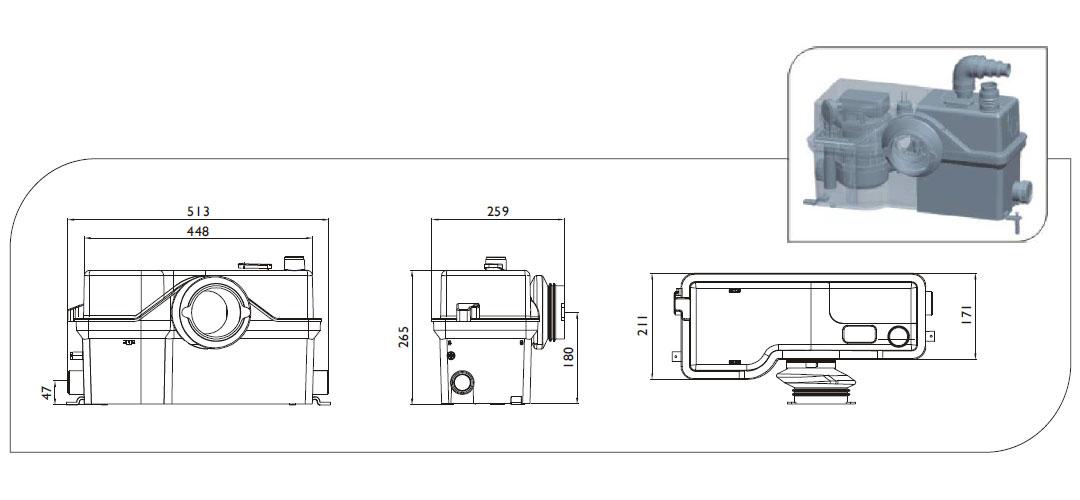 宁波哪里有供应专业的污水提升泵|深圳地下室污水提升泵