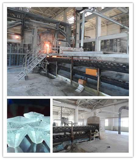 供应山东泡花碱干法出料链板机质量保证