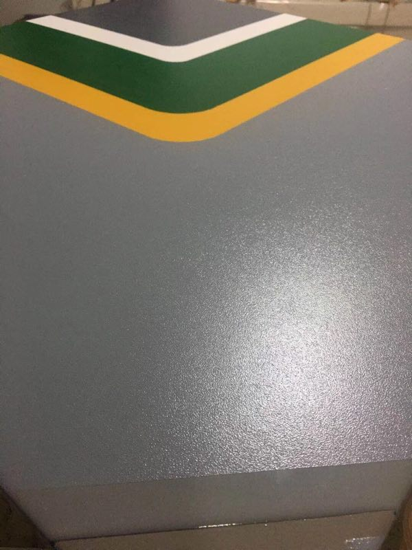 陕西优质的聚氨酯超耐磨面漆品牌|销售地坪漆