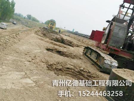 山东地基强夯施工-可靠的强夯工程推荐