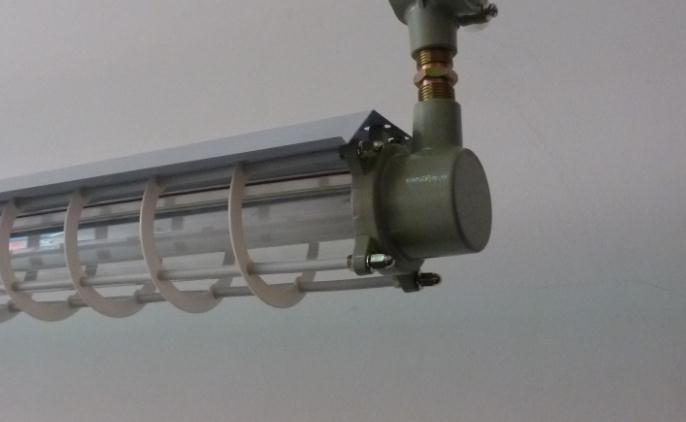 防爆吊扇工厂-供应市辖区好用的隔爆型防爆荧光灯