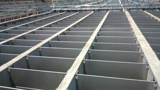 不銹鋼折板生產廠家-供應廣西實惠的水廠絮凝池折板