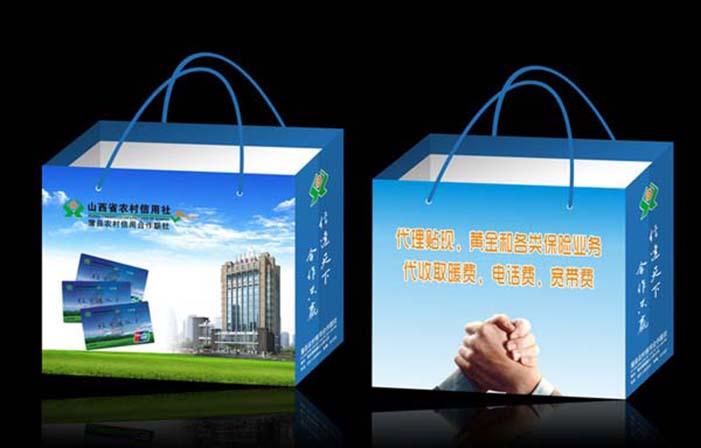 太原哪里买品质良好的手提纸袋-太原手提纸袋印刷哪家便宜