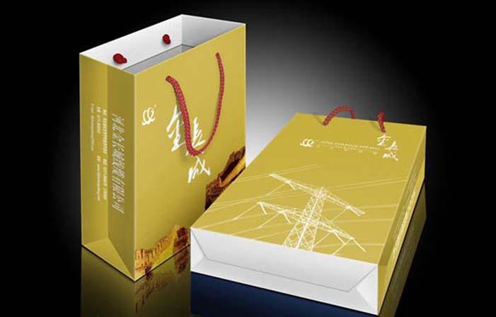 山西销量好的手提纸袋价位,太原印刷厂