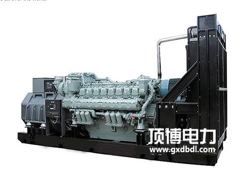 奔馳柴油發電機800KW