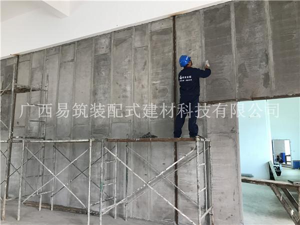 南宁轻质隔墙,实心一体轻质墙板