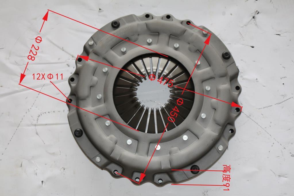 可靠的X3000配件|西安有实力的陕汽X3000配件供应商