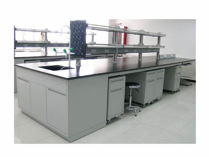 华易达实验室装备供应优质的实验台——不锈钢试验台