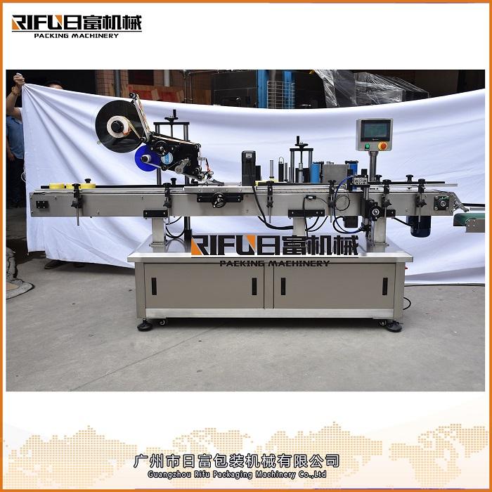 日富机械贴标机怎么样,中国贴标机