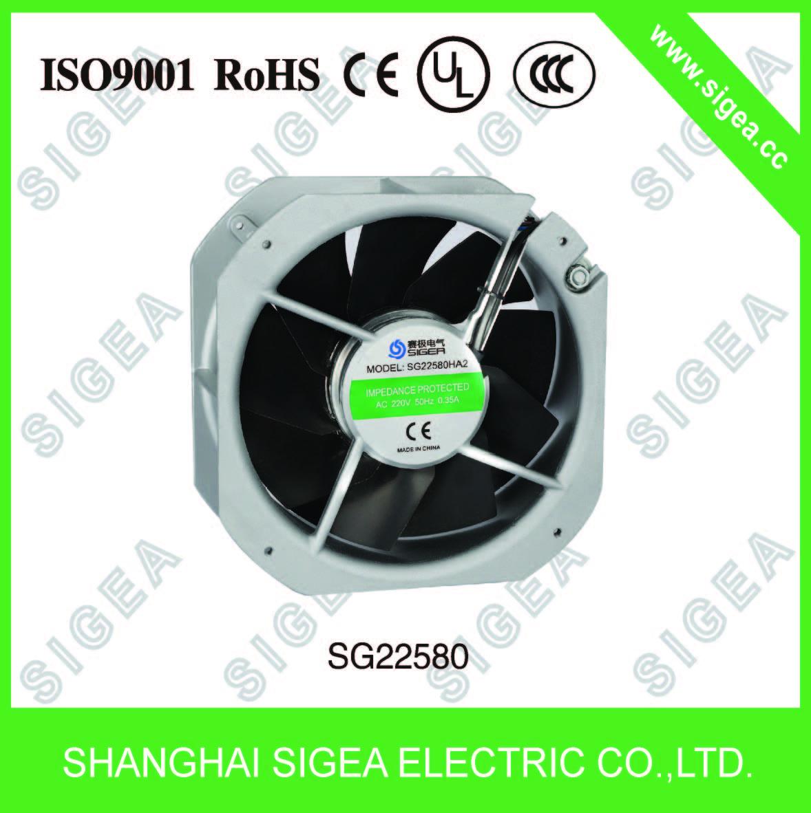 SG22580HA2散热风扇机柜散热风机机械设备散热风扇