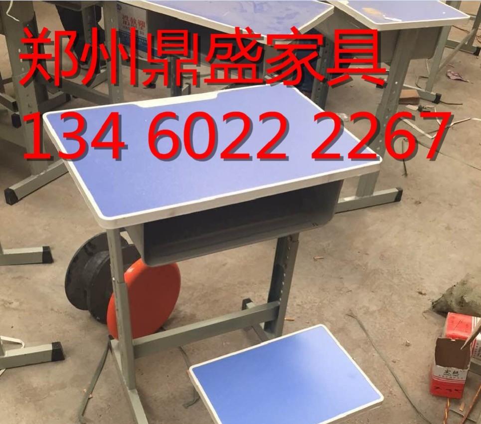 沁阳学校课桌椅——报价合理的焦作课桌椅郑州鼎盛家具供应
