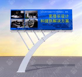 高炮广告制作款式多-可信赖的高炮广告牌制作服务