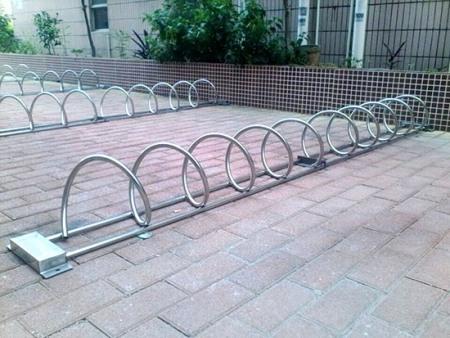 白城自行车停放架-选质量硬的自行车停放架,就到千汇交通设施有限公司