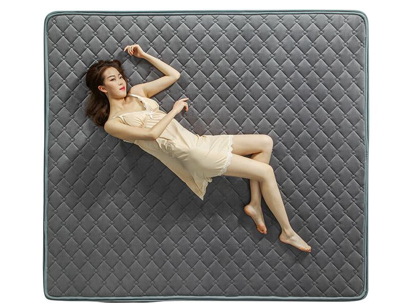 折叠床垫席梦思 深圳实惠的尤搏思智能无泵水暖乳胶折叠床垫批发