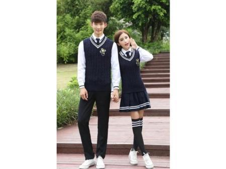 中学生校服设计-面料好的中学生校服哪里买