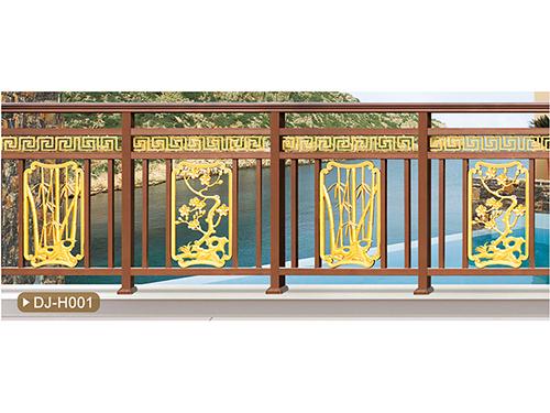 惠州铝合金护栏|惠州铝合金阳台护栏